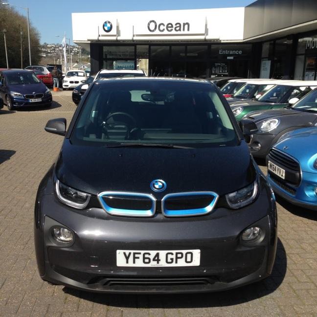 Ocean's Loan BMW i3