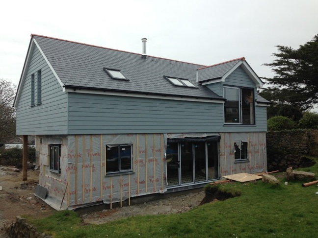 Cedral Lap Weatherboarding